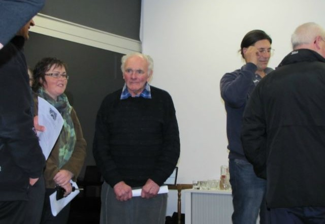 greenwood archers AGM 2012 1