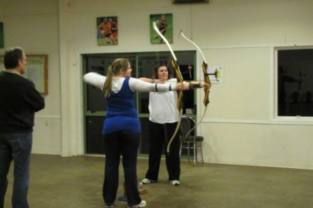 greenwood archers beginners course 2013 2